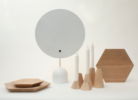 James Patmore collection at London Design Festival 2014