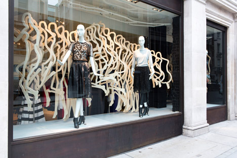 Karen Millen for RIBA Windows Project