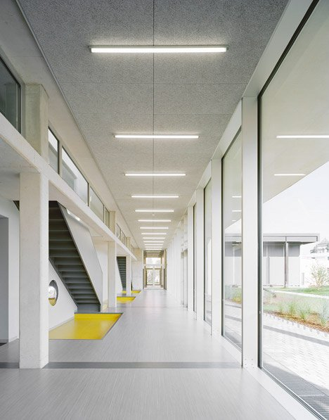 Kindergarten in Babenhausen by Ecker Architekten