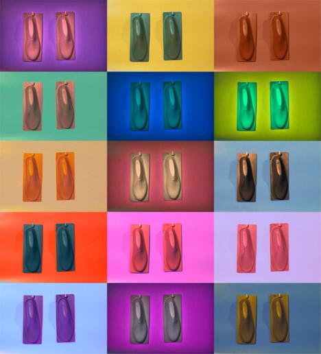 Last No 21986 Model 1 shoe by Lou Moria