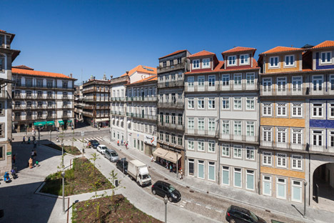 LOIOS Recovery Project in Porto by ODDA