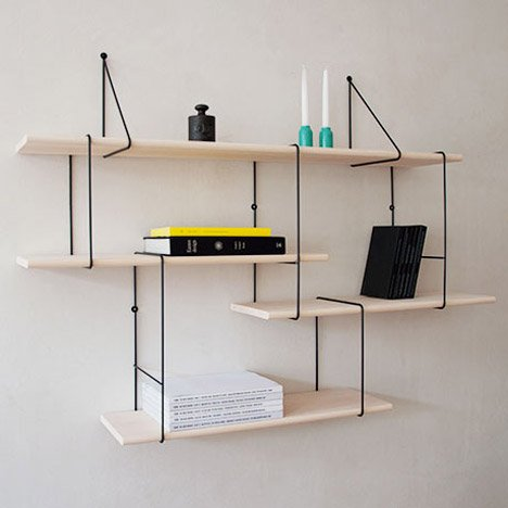 p standalone duty en heavy metalsistem basic system shelf shelving home