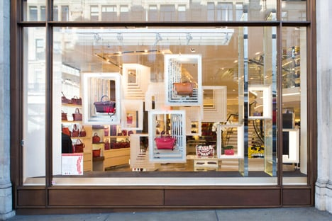 Longchamp for RIBA Windows Project