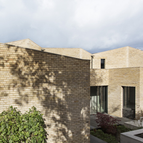 Jamie Fobert's Luker House makes the most of its site with subtle detailing