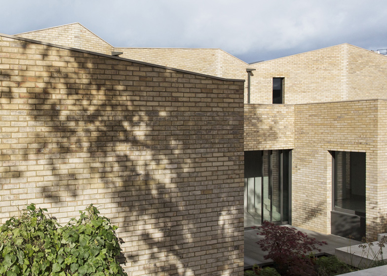 Luker House, south-west London by Jamie Fobert Architects