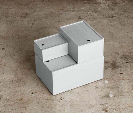 Lundia System storage units