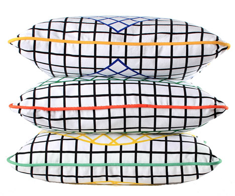 Manhole cushions at Darkroom for London Design Festival 2014