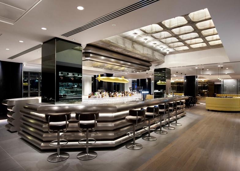 Mondrian London by Tom Dixon