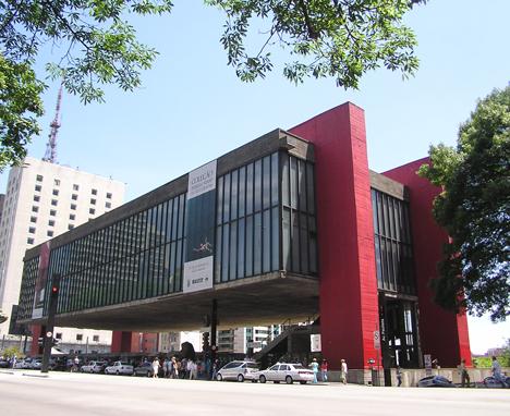 Museu de Arte de Sao Paulo by Lina Bo Bardi