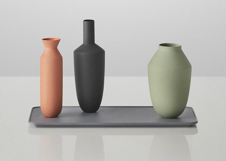 Balancing Vases by Hallgeir Homstvedt