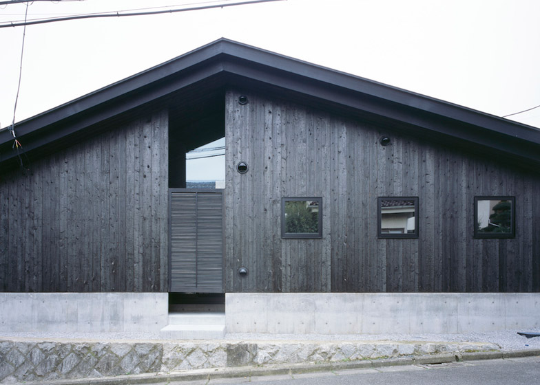 Naruse House by MDS