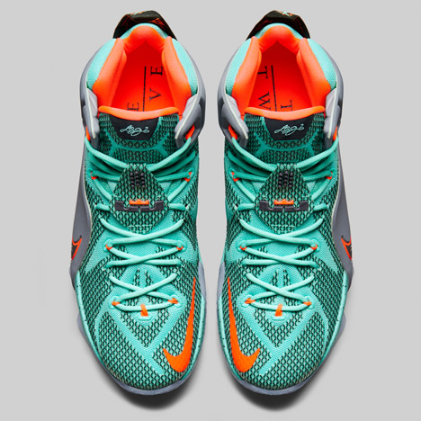 3c3e7efe9551 Nike Lebron 12 Designed specifically for basketball star LeBron James