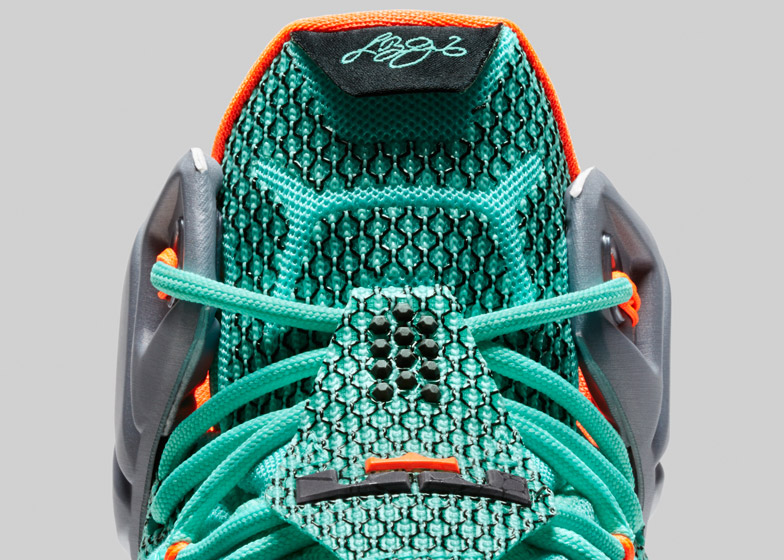 aa1fe3df5f7 Nike redesigns the basketball shoe for LeBron James