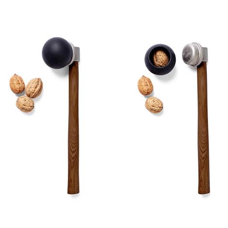"Roger Arquer designs a nutcracker to ""tickle the soul"""