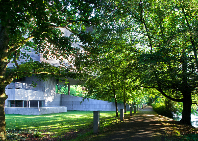 Lewis Glucksman Gallery by O'Donnell and Tuomey