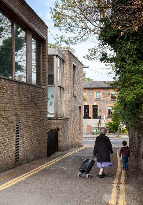 Ranelagh Multi-Denominational School by O'Donnell and Tuomey