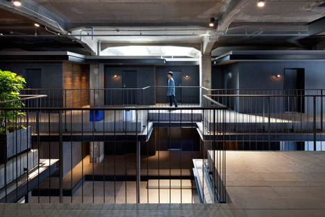 Onomichi U2 by Suppose Design Office