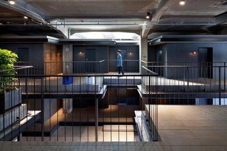 Onomichi U2 by Suppose Design Office