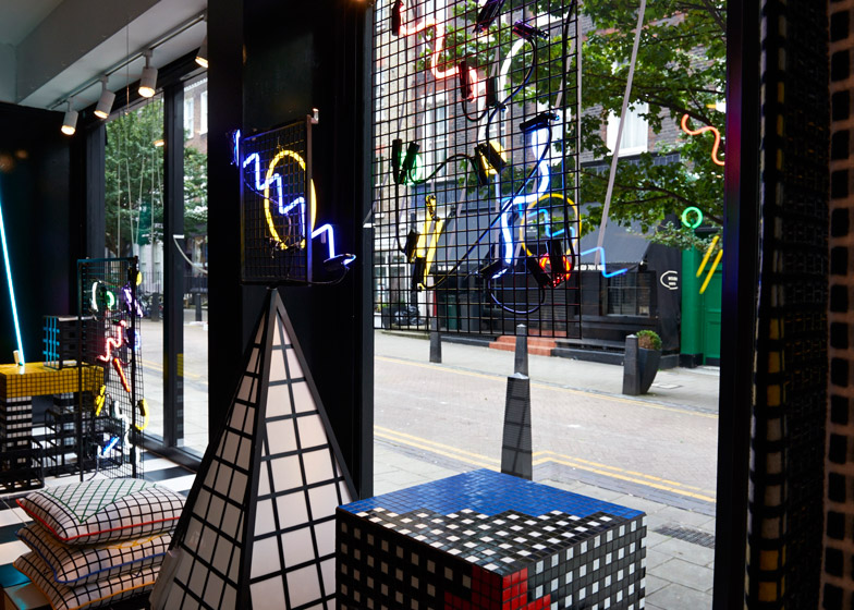 Superstudio at Darkroom for London Design Festival 2014