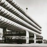 Brutalist buildings: Preston Bus Station by Building Design Partnership