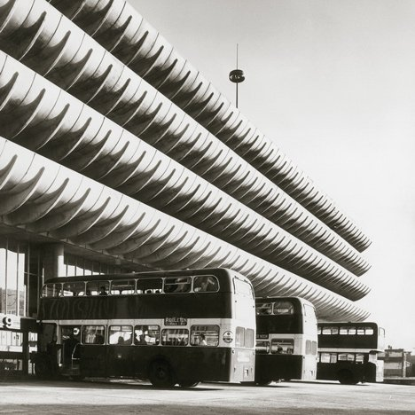 Preston Bus Station by Building Design Partnership