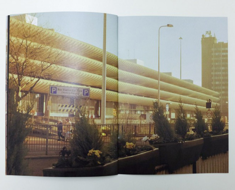Preston Bus Station, Lancashire, by Keith Ingham and Charles Wilson