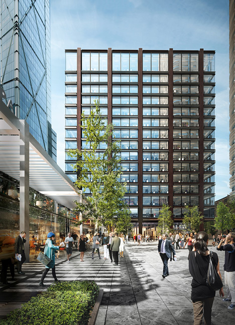 Principal Place by Foster and Partners
