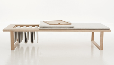 Pulse daybed by Noidoi