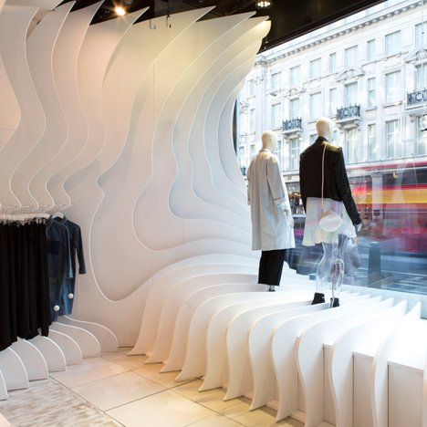 RIBA Regent Street Windows Project 2014 returns with 15 new installations