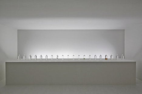 Rain installation by Nendo at Maison&Objet 2014