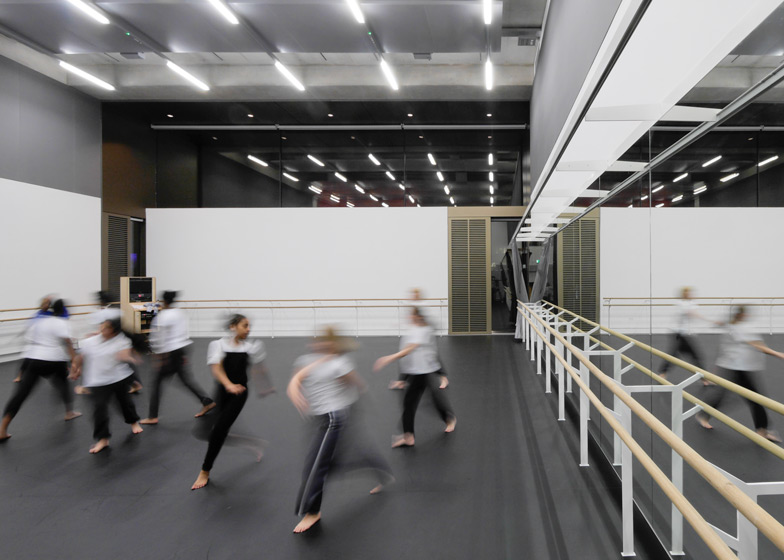 Rambert by Allies and Morrison
