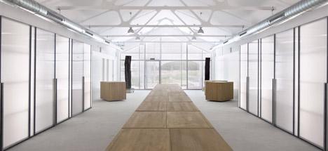 Resin Interpretation Centre by Óscar Miguel Ares Álvarez