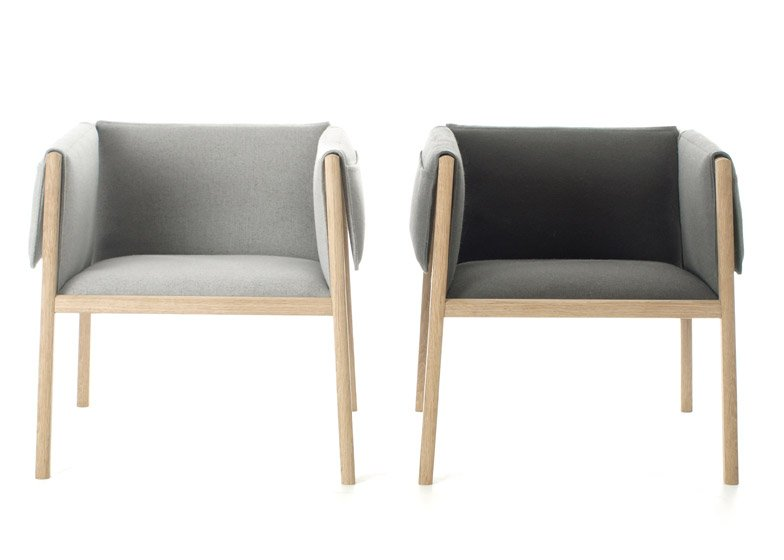 Saddle Chair by Angell, Wyller & Aerseth at 100% Norway