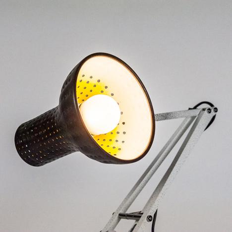 Samuel Wilkinson's customised Anglepoise Type75TM Mini desk lamp