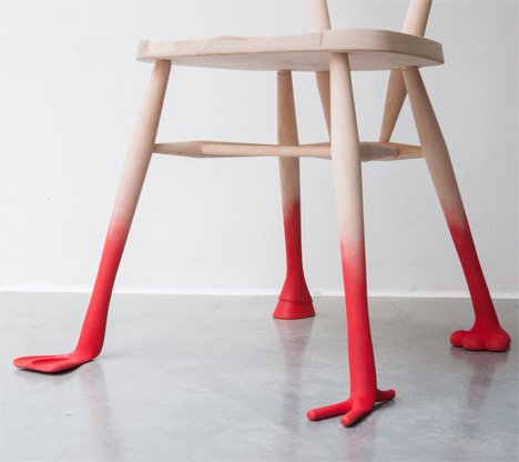 Samuel Wilkson's Ercol Originals stacking chair