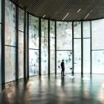 "Simon Heijdens creates ""moving kaleidoscope of light"" at London gallery"