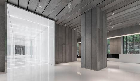 Soho Fuxing Plaza by Aim Architecture