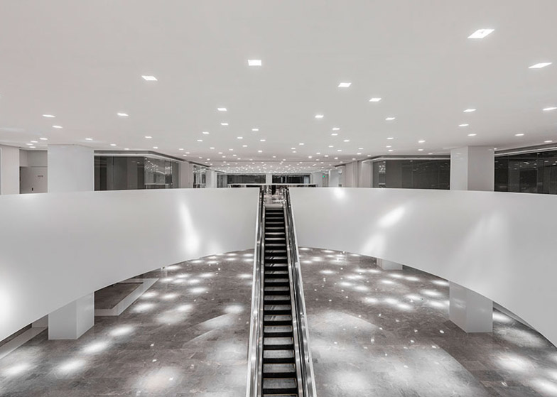 Soho Fuxing Plaza by Aim Architecture