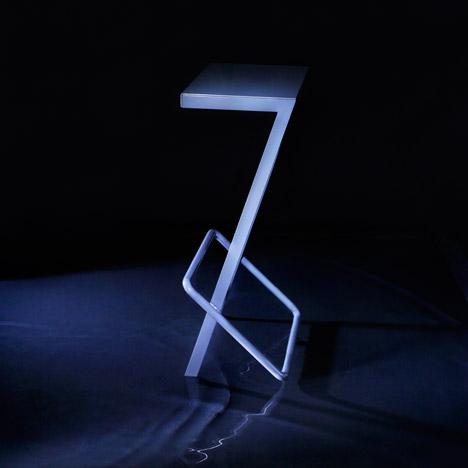 StandSeven Stool 7 by David Adjaye