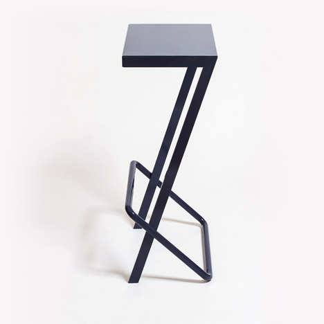 StandSeven Stool 7 by David Adjaye
