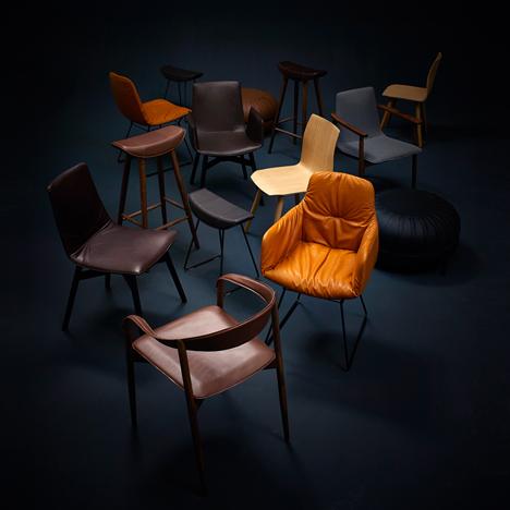 Stella Chair by Patrick Frey