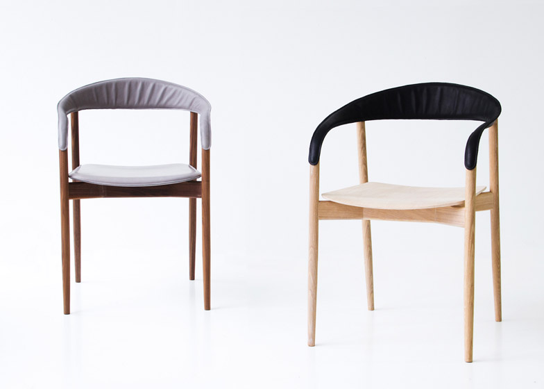 Stella Chair by Patrick Frey