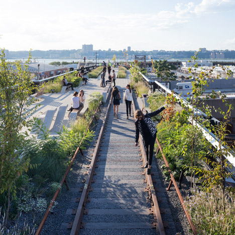 Third and final stretch of New York's High Line opens