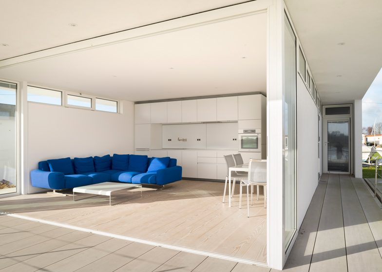 The Kench, Hampshire by Meloy Architects