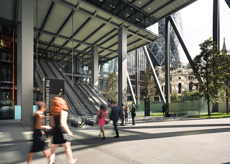The Leadenhall Building by Rogers Stirk Harbour + Partners