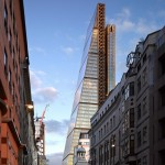 Rogers Stirk Harbour + Partners hands over the Leadenhall Building for fit out