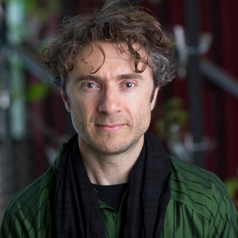 Thomas Heatherwick. Photograph by Jason Alden.
