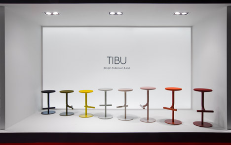 Tibu by Anderssen and Voll