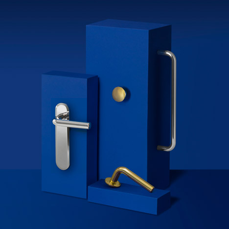 Big-Game launches range of multi-faceted door handles
