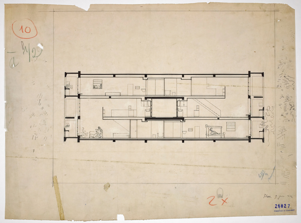 Ocean Heights Floor Plan